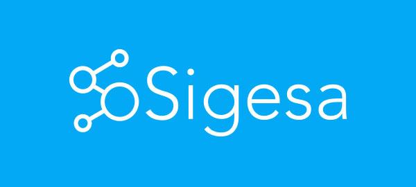 Nuevo logo Sigesa