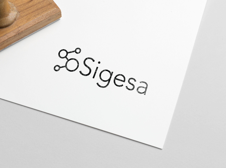 Sello de goma Sigesa