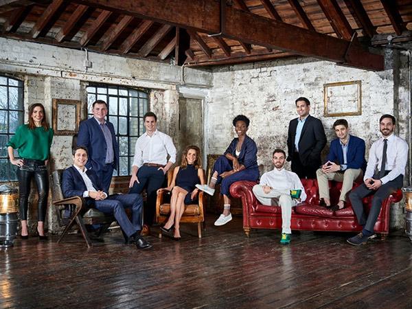 Arantxa Unda y otros seleccionados por 30 Under 30 de Forbes