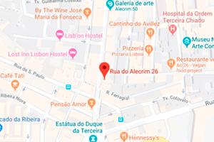 Sigesa oficina Portugal