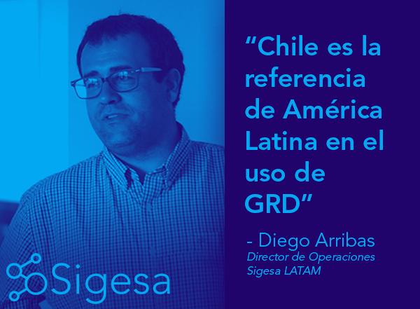Diego Arribas Sigesa Chile