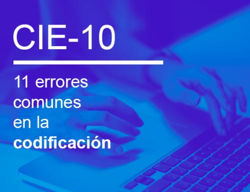11 errores comunes de la codificación clínica en CIE-10 ES
