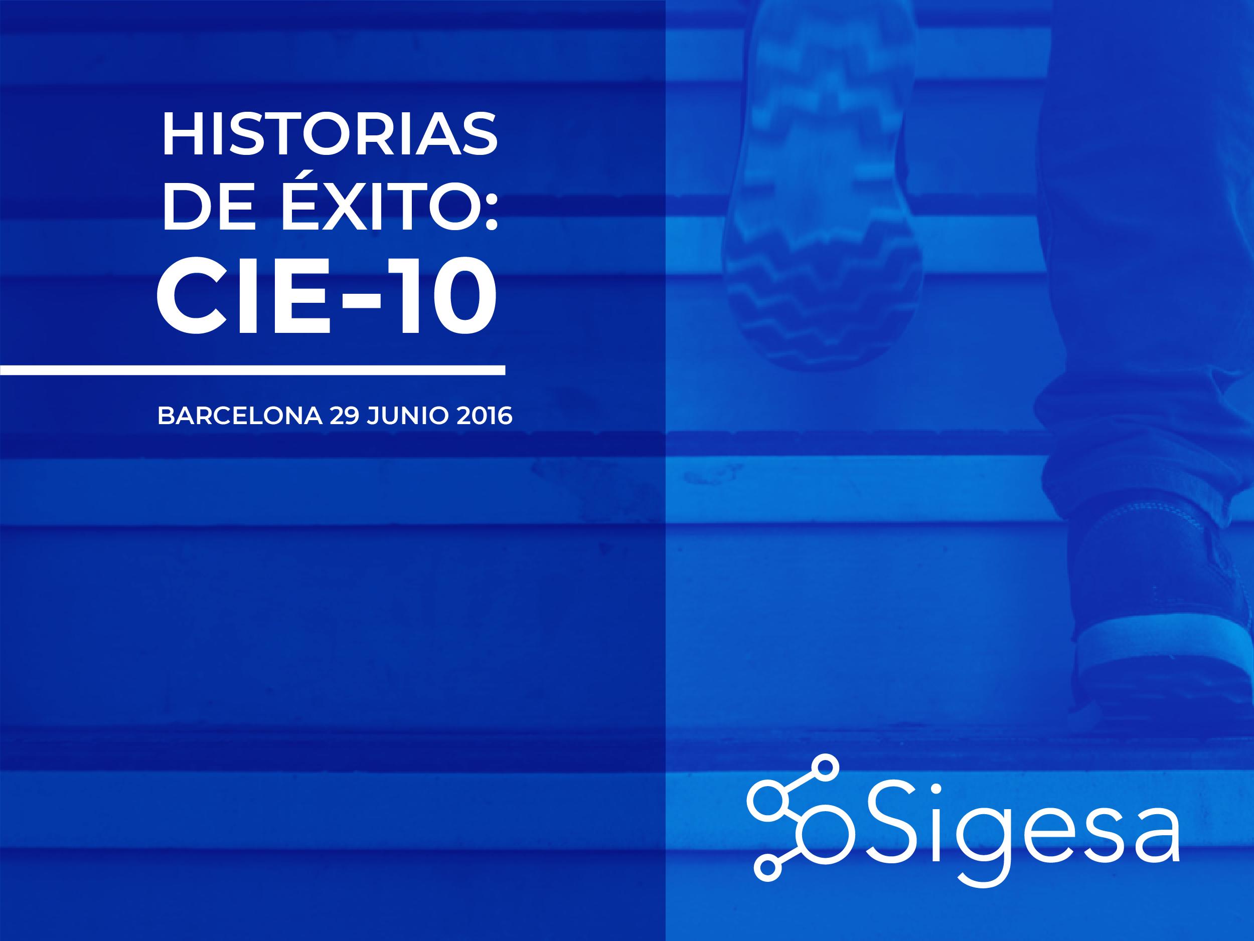 Historias de Éxito CIE-10