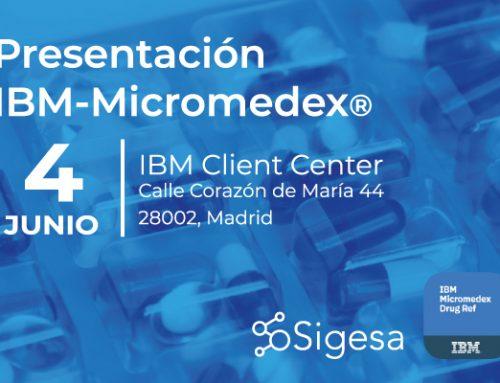 Presentación IBM-Micromedex®
