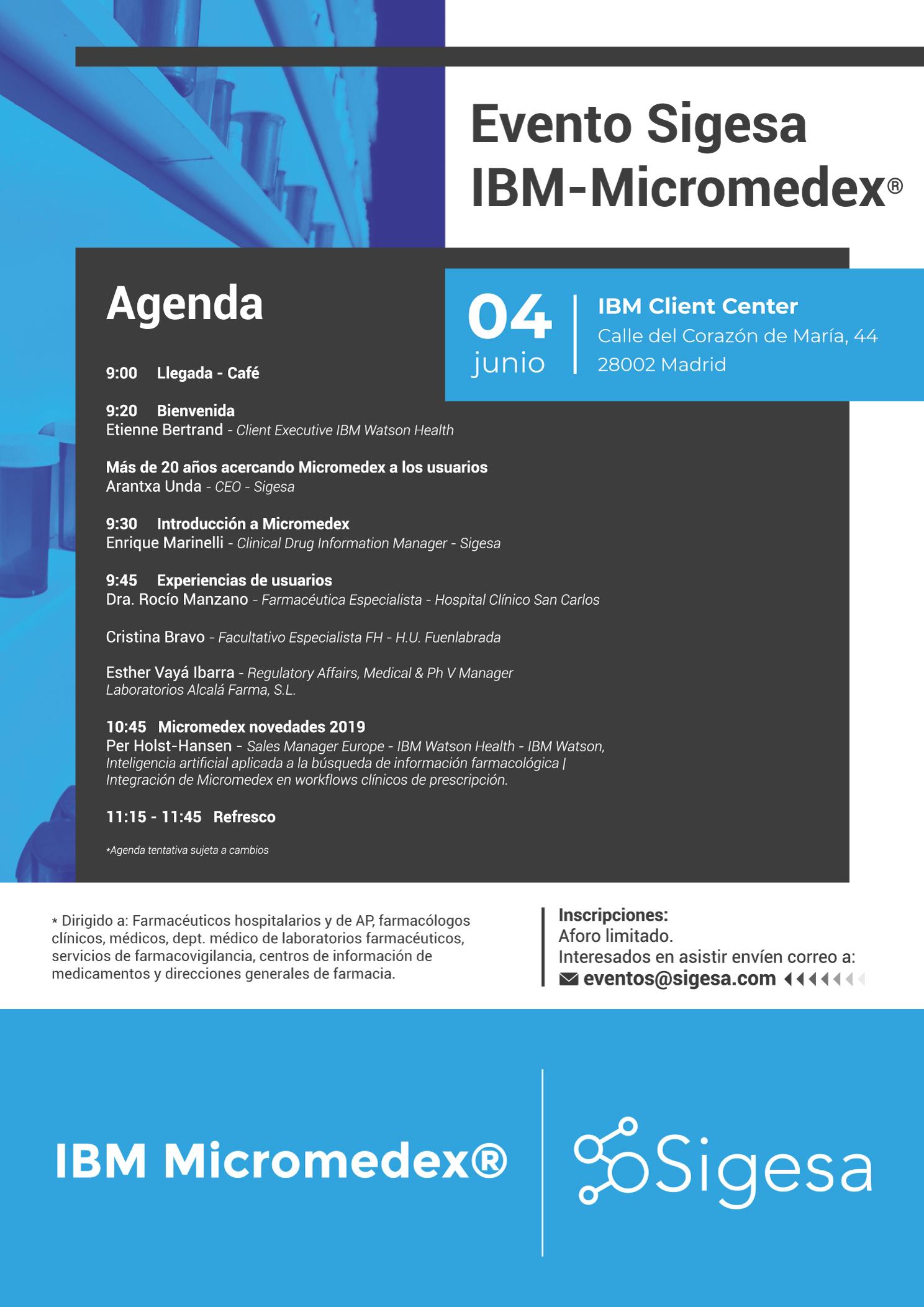 Presentación IBM-Micromedex