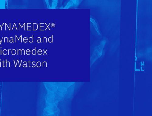 Dynamed + Micromedex with Watson: La mejor solución de soporte a las decisiones clínicas