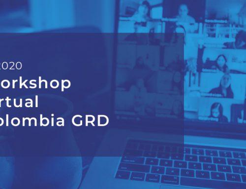 Workshop virtual GRD. Colombia