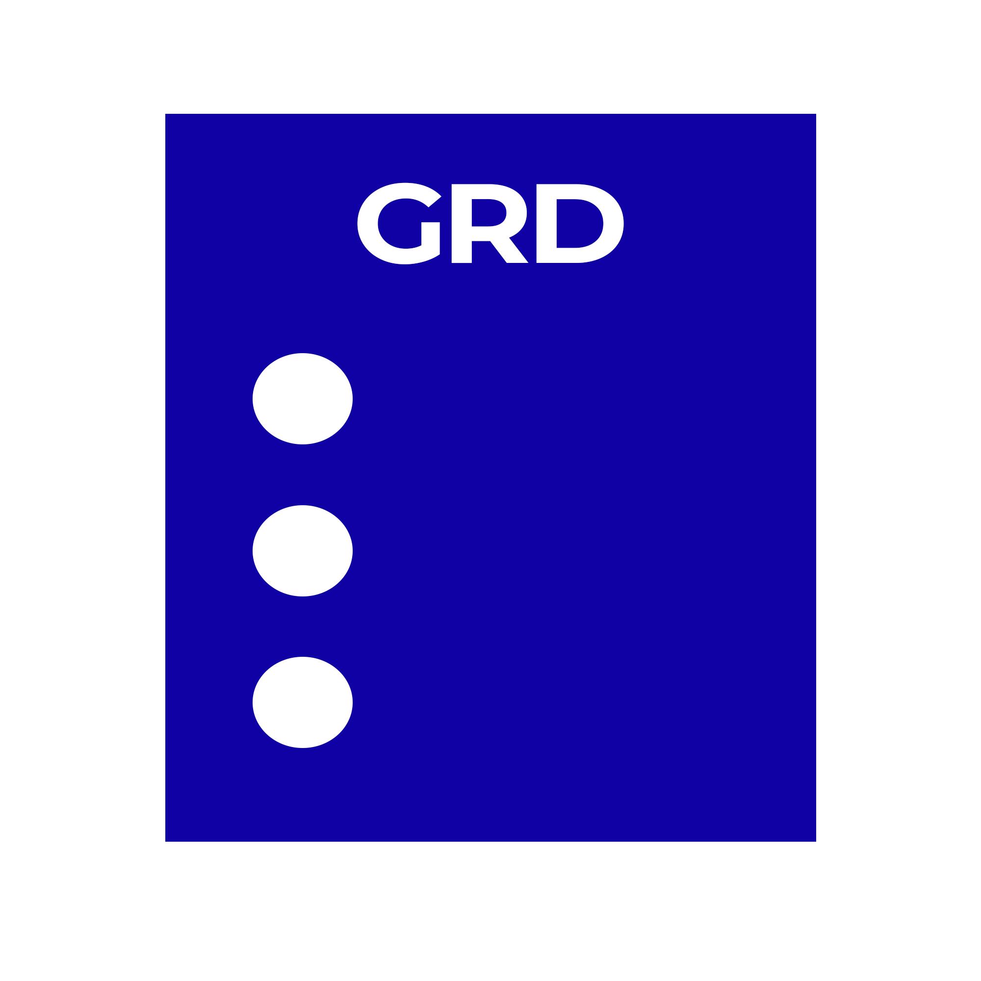 Icono GRD