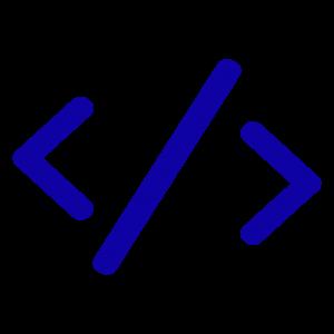 icono código